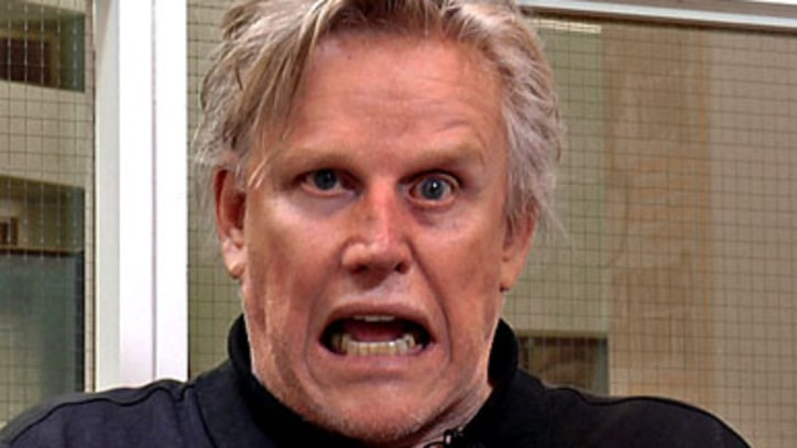 Off the Cuff: Gary Busey Gets Unhinged