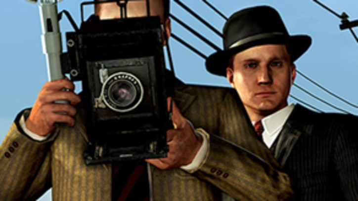 'L.A. Noire' Five-Movement Soundtrack Draws Heavily from Film Noir