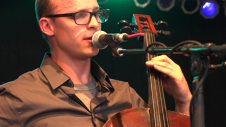 A Laidback Ben Sollee on the 'Beautiful Crowd' at Bonnaroo