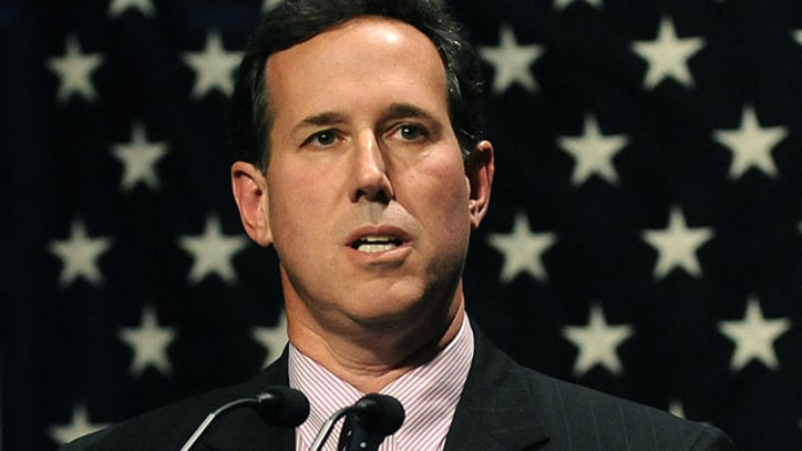 Wingnut Watch: Santorum on the Liberal Climate Plot, and More