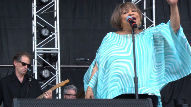 Mavis Staples Loves the 'Flower Children' of Bonnaroo