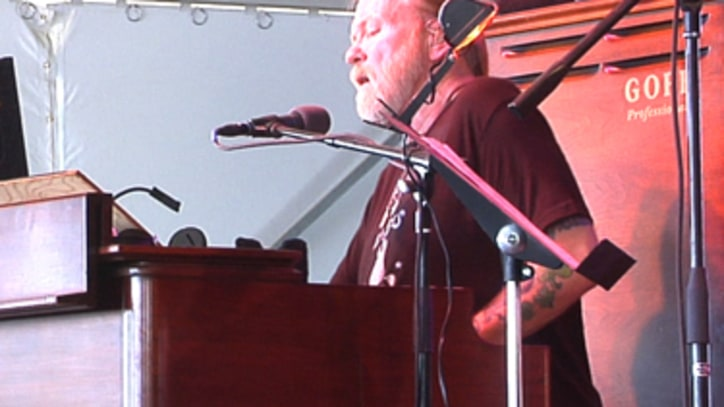 Gregg Allman Brings Classic Blues to Bonnaroo