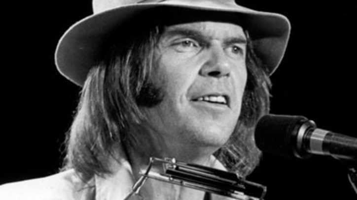 Neil Young Unearths His Country 'Treasure'