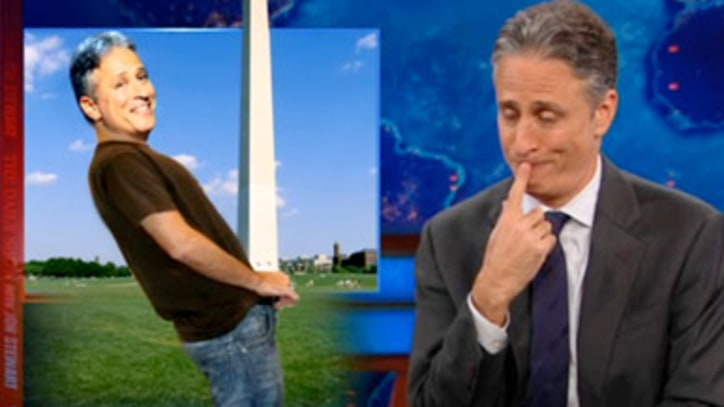 Watch Jon Stewart Call Out Fox News' Bias