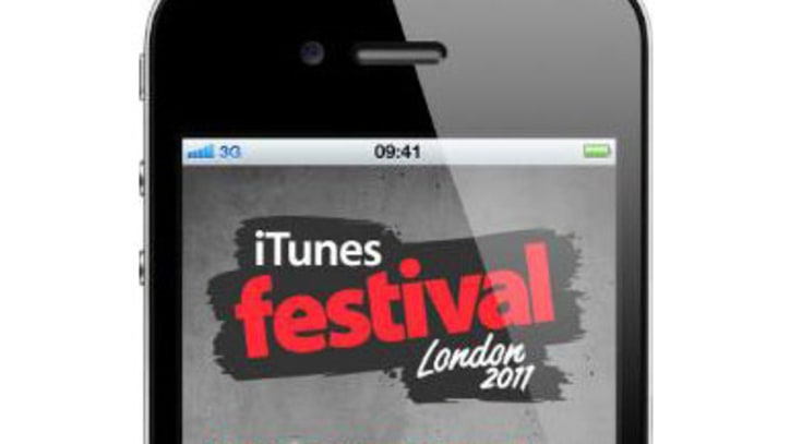 Live Sets From iTunes Festival Will Stream on Free App
