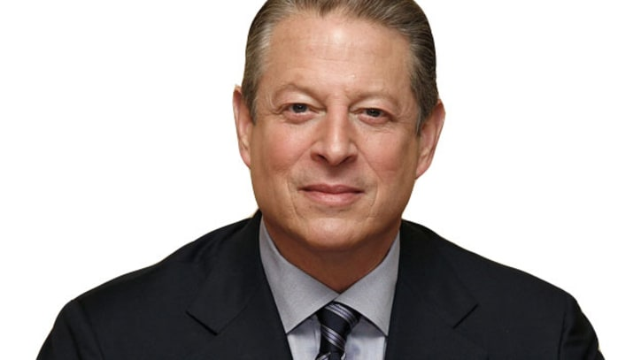 Al Gore Calls Out Obama, News Media on Climate Change