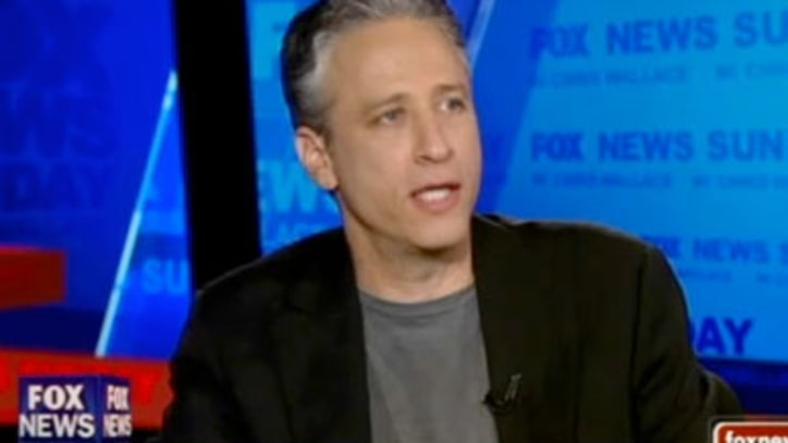Watch Jon Stewart Run Down Fox News' Lies
