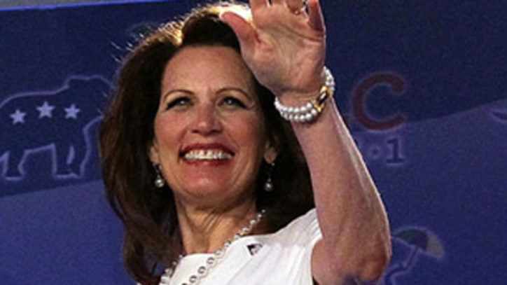 Hypocrisy Watch: Michele Bachmann on the Federal Dole