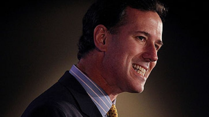 Wingnut Watch: Rick Santorum Says 'There's No Such Thing As Global Warming'