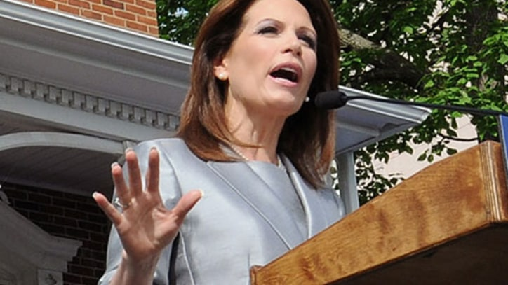 Bachmann Campaign Starts With a Bang