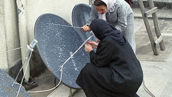Daily Threat Assessment: Iran's Satellite Dish Crackdown