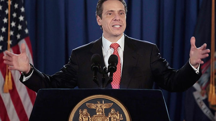 Andrew Cuomo, New York and the Fight Over Fracking