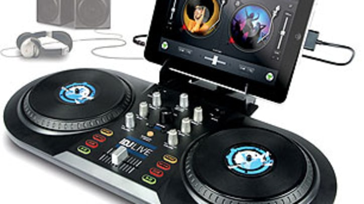 Top Toy: Portable DJ Controller for iPhone and iPad