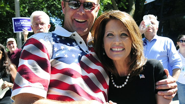 Campaign Roundup: Michele Bachmann, IRS Tax Collector