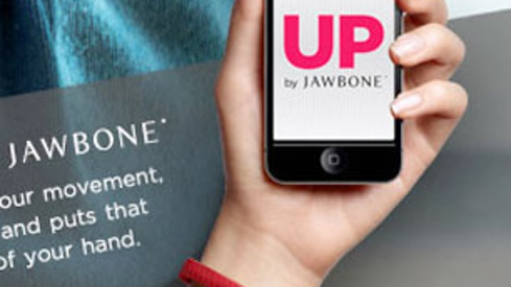 Jawbone Off to Healthy Start With Up Fitness Wristband