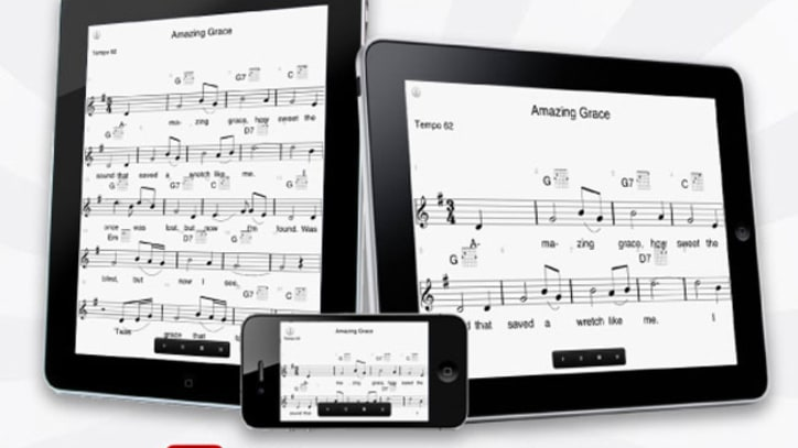 Awesome Apps: Sheet Music Goes Digital on iPhone, iPad