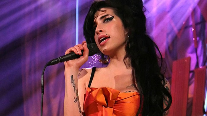 Amy Winehouse: Fashion's Roman Candle
