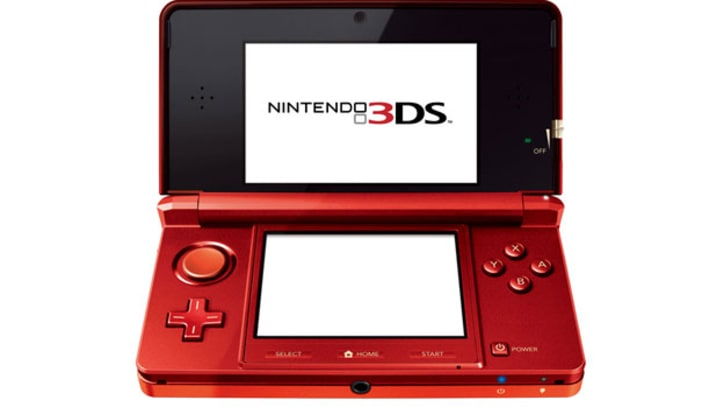 Nintendo 3DS Price Drops to $170, Free Games Offered