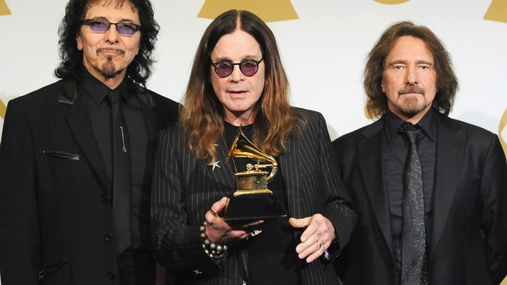 Reunited Black Sabbath Vow They're 'Down' for More New Music