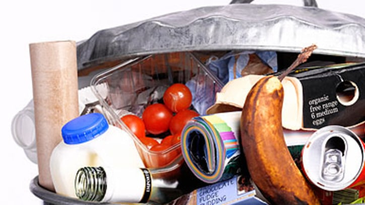 Report: One-Third of Our Food Goes To Waste