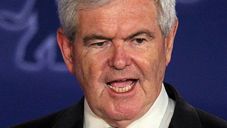 Nearly All Newt Gingrich's Twitter Followers Are Fake