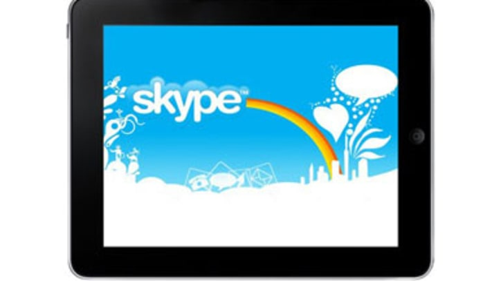 Skype App for iPad Puts Video Calls on Speed Dial