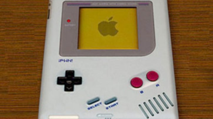 Top Toy: Turn Your iPad 2 into a Game Boy