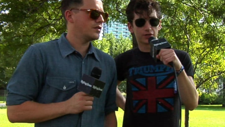 Arctic Monkeys Talk About Messing With Setlists on Tour