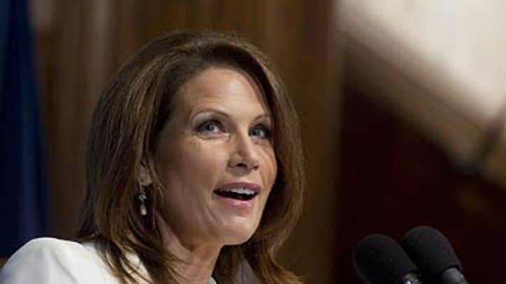 Michele Bachmann Is Out There