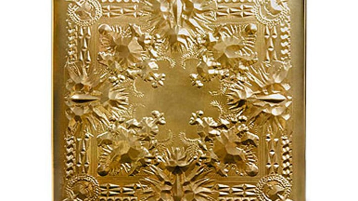 Givenchy's Riccardo Tisci Unveils Album Art for Jay-Z and Kanye West's 'Watch The Throne'