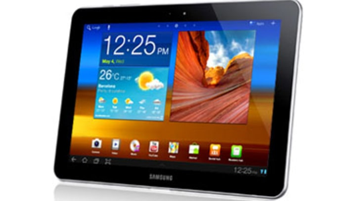 German Court Favors Apple, Bars Sale of Samsung Galaxy Tab 10.1 in Europe