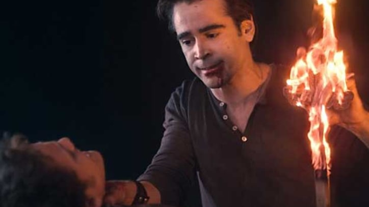 Colin Farrell Is Hilarious and Scary in 'Fright Night'