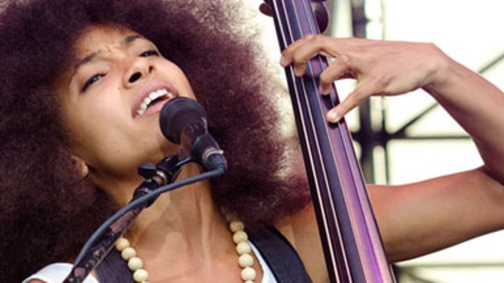 Grammy Winner Esperanza Spalding Will Grace This Weekend's New York Times Style Magazine