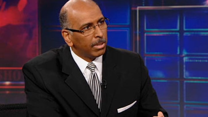 Jon Stewart and Michael Steele Talk GOP Politics