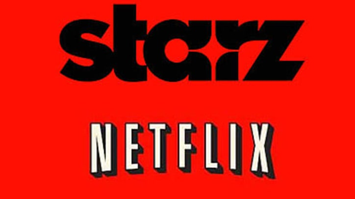 Netflix Loses Huge Library of Movies from Starz