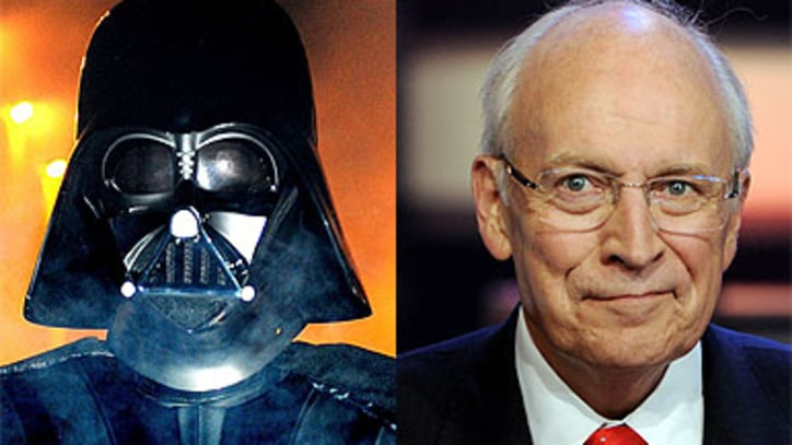 Dick Cheney 'Honored' by Darth Vader Comparisons