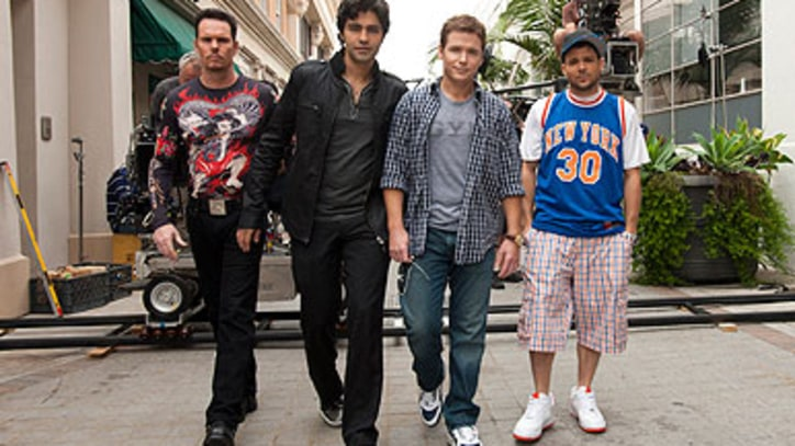 'Jersey Shore' and 'Entourage': Twilight of the Bros