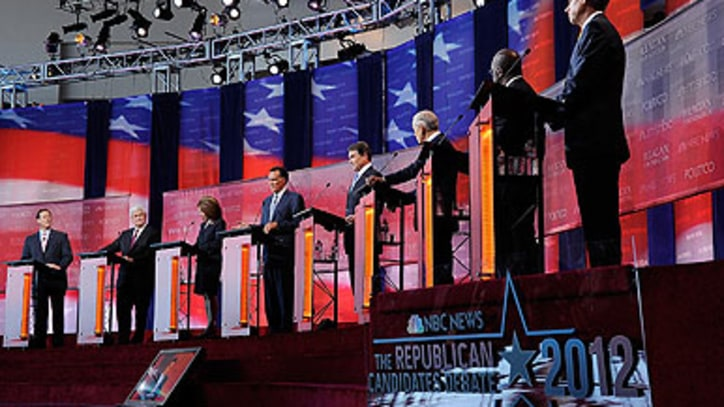 GOP Debate: Five Takeaways