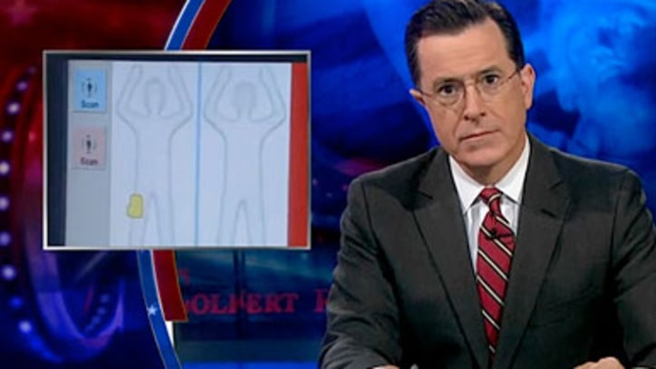 Stephen Colbert: Ten Years After 9/11, Homeland Security Going Soft