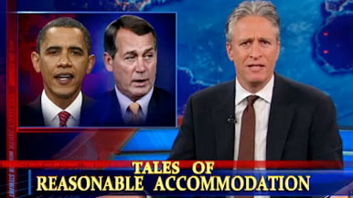 Jon Stewart on 'Speechgate,' GOP Debate and More