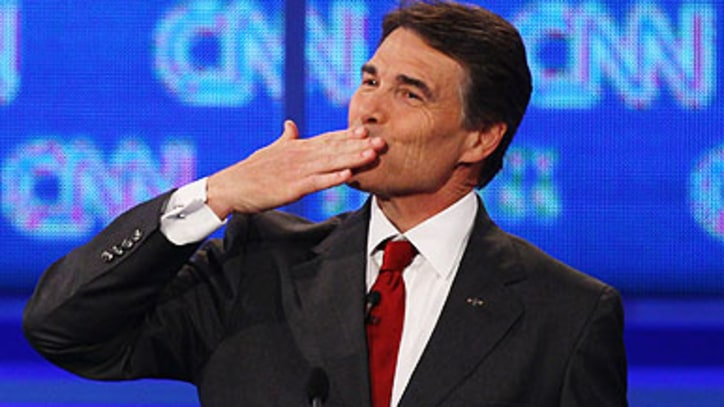 Rick Perry in GOP Debate: So Strong – and So Wrong