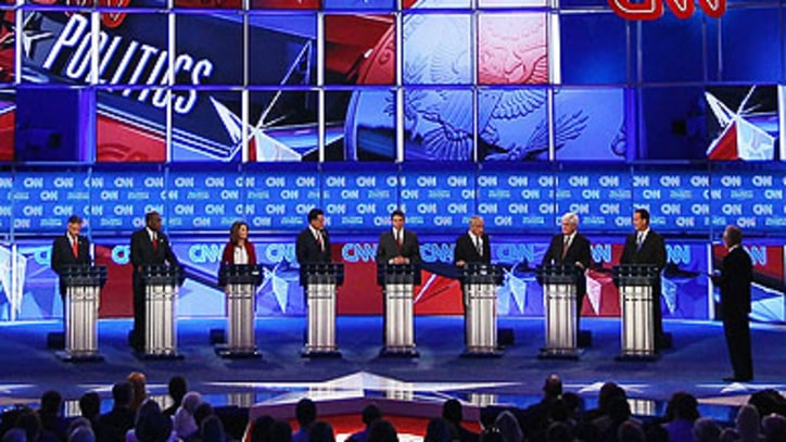 GOP Tea Party Debate: Highlights and Lowlights