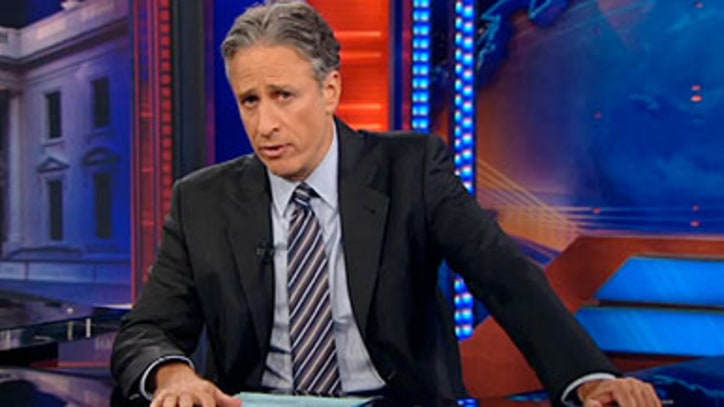 Jon Stewart and Stephen Colbert on the 9/11 Anniversary