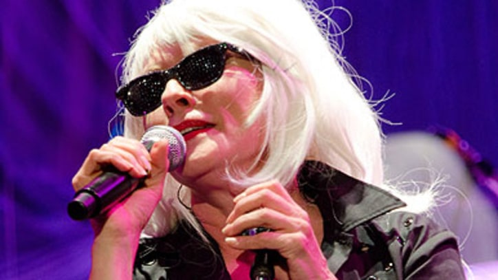 Debbie Harry on Blondie's Marc Jacobs Fashion Week Collaboration