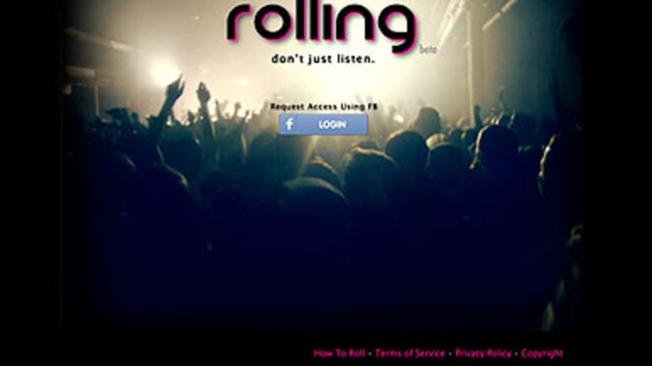 Rolling.fm Social Streaming Network: Turntable.fm With More Bling?