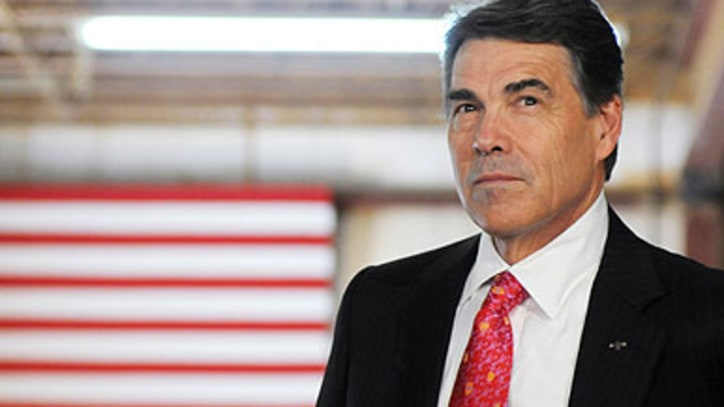 Rick Perry's 'Don't Ask, Don't Tell' America