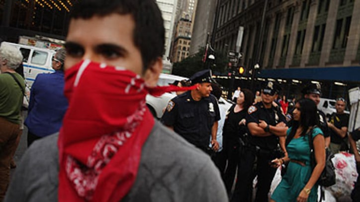 'Occupy Wall Street': Drawing the Battle Lines