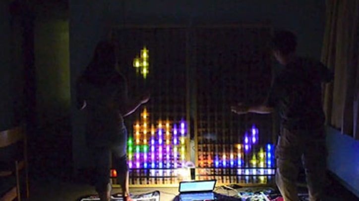 Play Tetris With Your Dancing Feet, Thanks to MIT Students