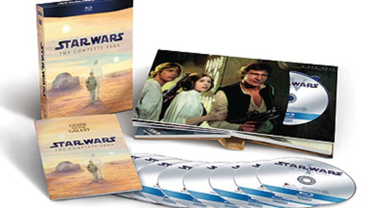 Behind the New Sounds of the 'Star Wars' Blu-Ray
