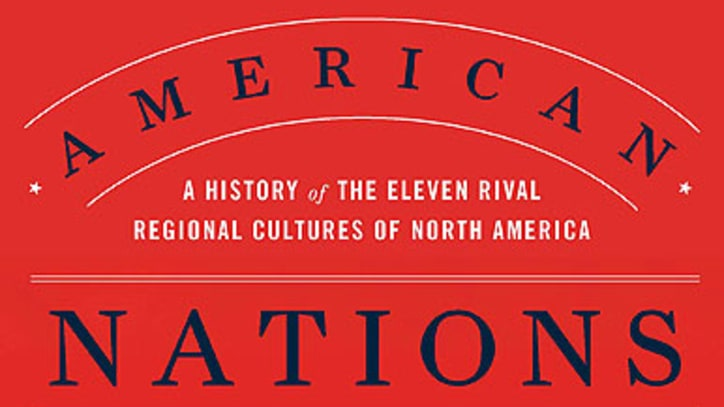 A History of America's Eleven Nations